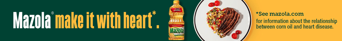 Cook with Mazola at Superior Grocers
